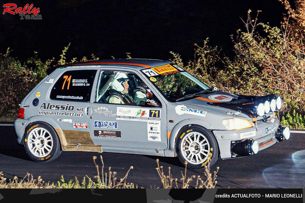 Rally Team si unisce al dolore reggiano